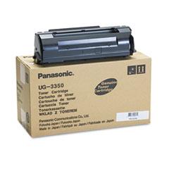 PANUG3350 - Panasonic UG3350 Toner, 7500 Page-Yield, Black