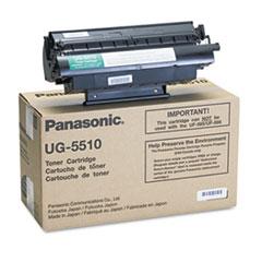 PANUG5510 - Panasonic UG5510 Toner, 9000 Page-Yield, Black