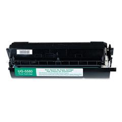 PANUG5580 - Panasonic UG5580 Toner, 9000 Page-Yield, Black