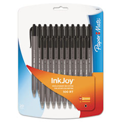 PAP1879090 - Paper Mate® InkJoy™ 100RT Retractable Ballpoint Pen