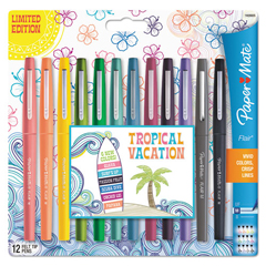 PAP1928605 - Paper Mate® Flair® Tropical Vacation Pen