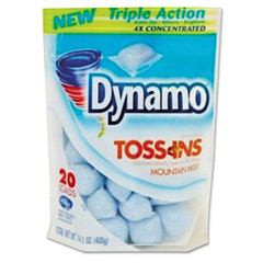 PBC48781 - DYNAMO® Toss Ins Powder Laundry Detergent