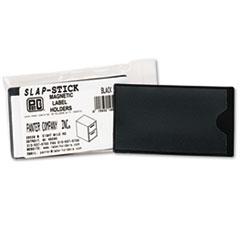 PCIMAGLHBK - Panter Company Slap-Stick Magnetic Label Holders