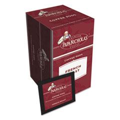 PCO85105 - Papanicholas Coffee Premium French Roast Coffee Pods
