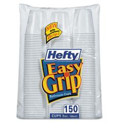 PCTC20315 - Hefty® Easy Grip® Disposable Plastic Bathroom Cups