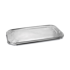 PCTY116225 - Pactiv Aluminum Steam-Pan Lids