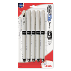 PENBL117WBP5A - Pentel® EnerGel® Tradio® Liquid Gel Pen
