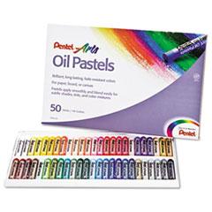 PENPHN50 - Pentel® Oil Pastel Set With Carrying Case