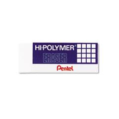 PENZEH10BP3K6 - Pentel® Hi-Polymer® Eraser