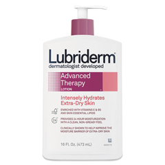 PFI514823479CT - Lubriderm® Advanced Therapy Moisturizing Hand and Body Lotion