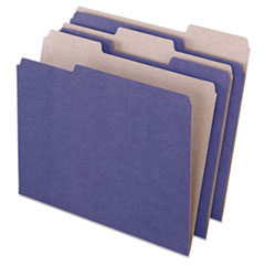 PFX04335 - Pendaflex® Earthwise® Recycled Colored File Folders