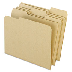 PFX04342 - Pendaflex® Earthwise® Recycled Colored File Folders