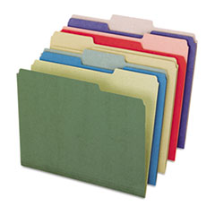 PFX04350 - Pendaflex® Earthwise® Recycled Colored File Folders