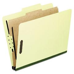 PFX1157G - Pendaflex® Four-, Six-, and Eight-Section Pressboard Classification Folders