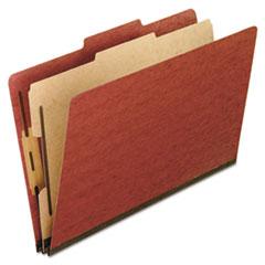 PFX1157R - Pendaflex® Four-, Six-, and Eight-Section Pressboard Classification Folders