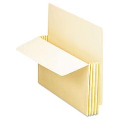 PFX12811 - Pendaflex® Manila Drop Front Shelf File Pockets