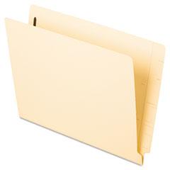 PFX13140 - Pendaflex® Manila Laminated End Tab Folders With Fasteners