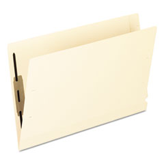 PFX13210 - Pendaflex® Manila Laminated End Tab Folders With Fasteners