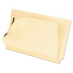 PFX13220 - Pendaflex® Manila Laminated End Tab Folders With Fasteners