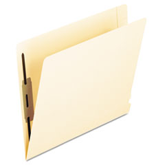 PFX13240 - Pendaflex® Manila Laminated End Tab Folders With Fasteners