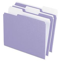 PFX15213LAV - Pendaflex® Colored File Folders