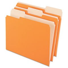 PFX15213ORA - Pendaflex® Colored File Folders