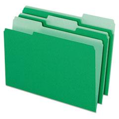 PFX15313BGR - Pendaflex® Colored File Folders