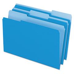 PFX15313BLU - Pendaflex® Colored File Folders