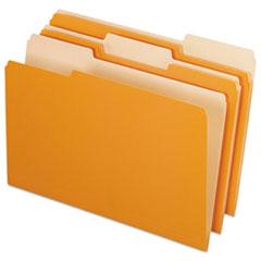 PFX15313ORA - Pendaflex® Colored File Folders