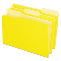 PFX15313YEL - Pendaflex® Colored File Folders