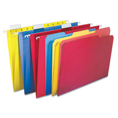 PFX16157 - Ampad® Combo Hanging File Folders