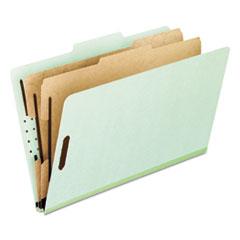 PFX17173 - Pendaflex® Four-, Six-, and Eight-Section Pressboard Classification Folders