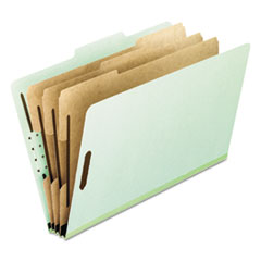 PFX17174 - Pendaflex® Four-, Six-, and Eight-Section Pressboard Classification Folders