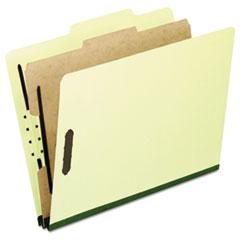 PFX2157G - Pendaflex® Four-, Six-, and Eight-Section Pressboard Classification Folders
