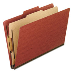 PFX2157R - Pendaflex® Four-, Six-, and Eight-Section Pressboard Classification Folders