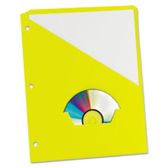 PFX32909 - Pendaflex® Essentials™ Slash Pocket Project Folders