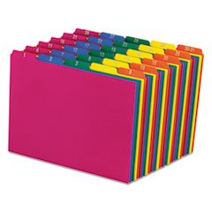 PFX40143 - Pendaflex® Poly Top Tab File Guides