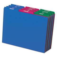 PFX40144 - Pendaflex® Poly Top Tab File Guides
