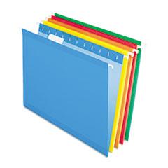 PFX415215ASST - Pendaflex® Colored Reinforced Hanging File Folders