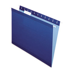 PFX415215NAV - Pendaflex® Colored Reinforced Hanging File Folders