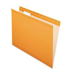 PFX415215ORA - Pendaflex® Colored Reinforced Hanging File Folders