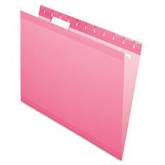 PFX415215PIN - Pendaflex® Colored Reinforced Hanging File Folders