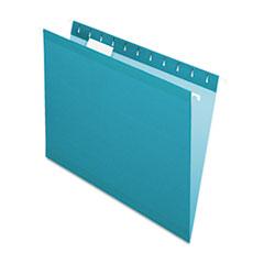 PFX415215TEA - Pendaflex® Colored Reinforced Hanging File Folders