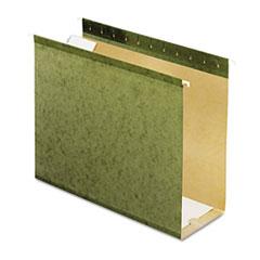 PFX4152X4 - Pendaflex® Extra Capacity Reinforced Hanging File Folders with Box Bottom