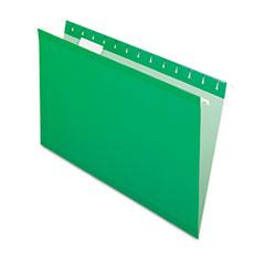 PFX415315BGR - Pendaflex® Colored Reinforced Hanging File Folders