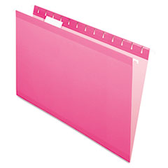 PFX415315PIN - Pendaflex® Colored Reinforced Hanging File Folders