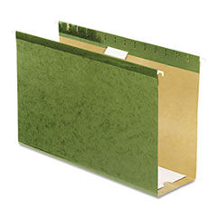 PFX4153X4 - Pendaflex® Extra Capacity Reinforced Hanging File Folders with Box Bottom