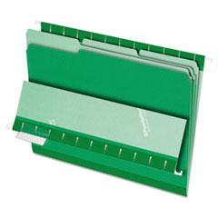 PFX421013BGR - Pendaflex® Interior File Folders