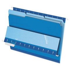 PFX421013BLU - Pendaflex® Interior File Folders