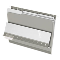 PFX421013GRA - Pendaflex® Interior File Folders